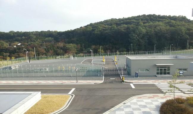 공항만 방사선 검색 및 출입통제 시스템 - KINAC 제공